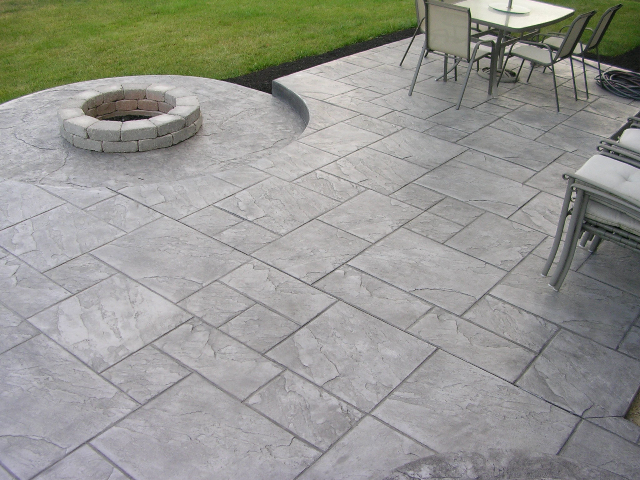 Awesome Stamped Concrete