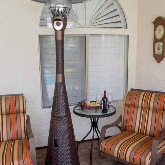 Designer Patio Heaters The Deck Company Llc