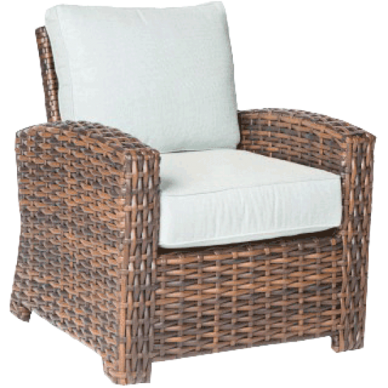 AMALFI DEEP SEATING LOUNGE CHAIR