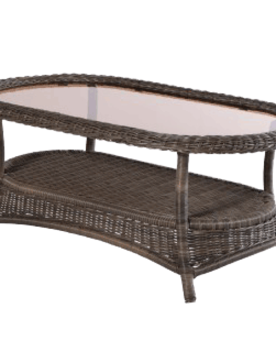 "BAINBRIDGE 44.5"" X 24.5"" COFFEE TABLE"