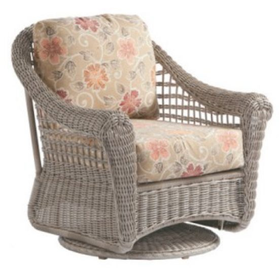 BAINBRIDGE BREVE DEEP SEATING SWIVEL GLIDER