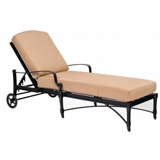 Isla Adjustable Chaise Lounge