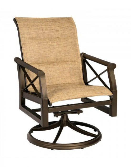 Andover Padded Sling Swivel Rocker