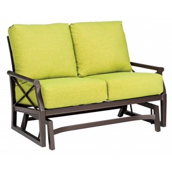 Andover Gliding Loveseat