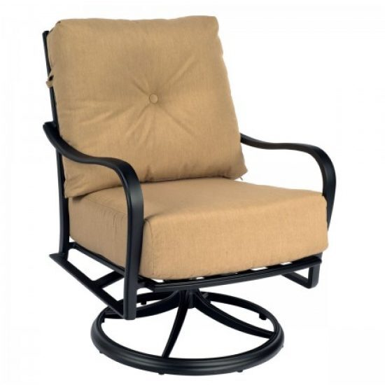 Apollo Swivel Rocker Lounge Chair