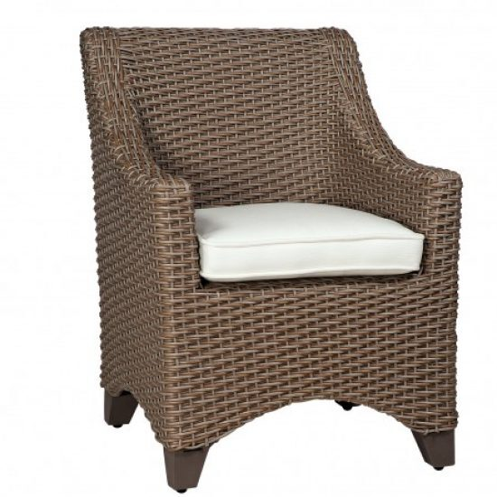 Augusta Dining Arm Chair