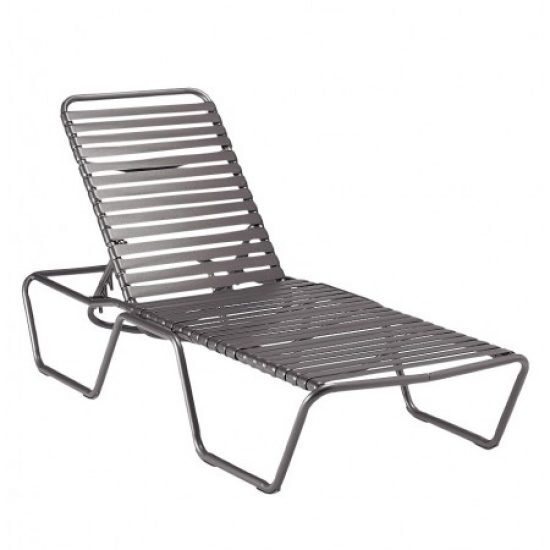 Baja Strap Adjustable Chaise Lounge - Stackable