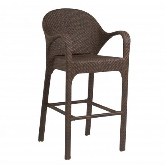 Bali Bar Stool With Arms