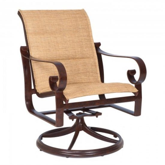 Belden Padded Sling Swivel Rocker