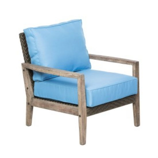 BRITTANY DEEP SEATING LOUNGE CHAIR