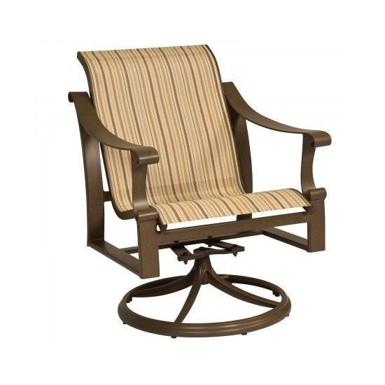 Bungalow Sling Swivel Rocker