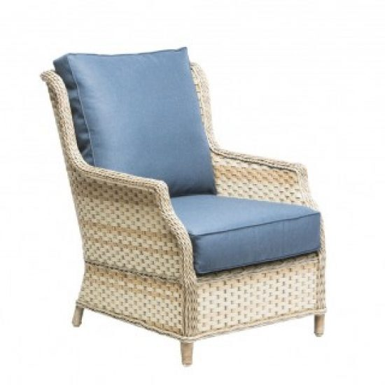 CAMBRIDGE DEEP SEATING LOUNGE CHAIR