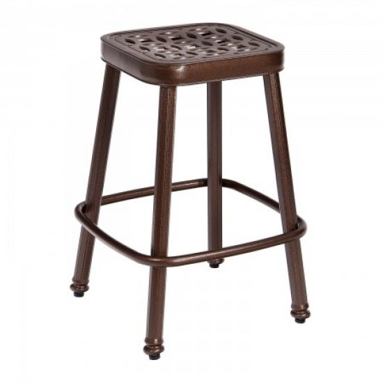 Casa Stationary Counter Stool