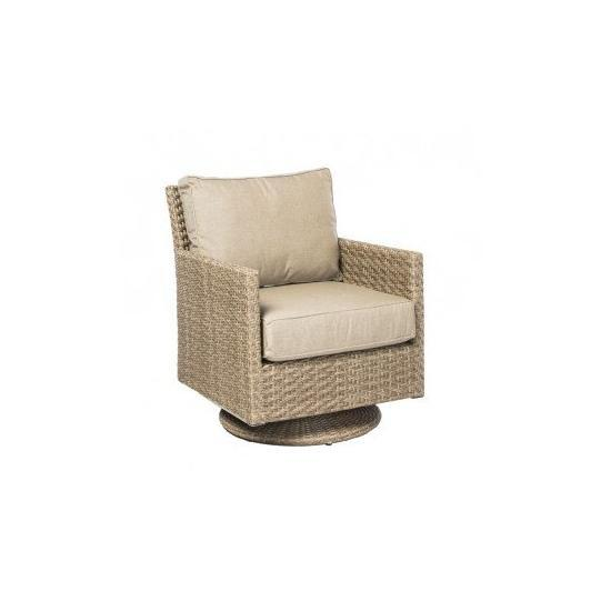 CORNWALL DEEP SEATING SWIVEL GLIDER