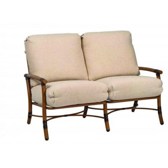 Glade Isle Cushion Love Seat