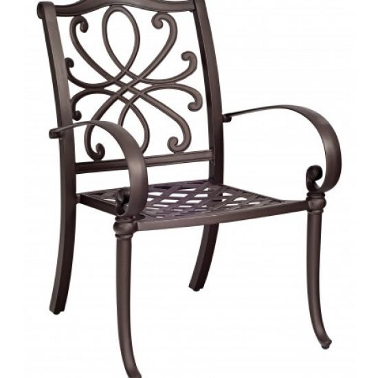 Holland Dining Arm Chair - Stackable