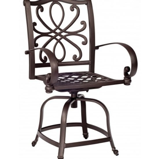 Holland Swivel Counter Stool