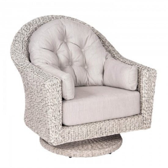 Isabella Swivel Lounge Chair