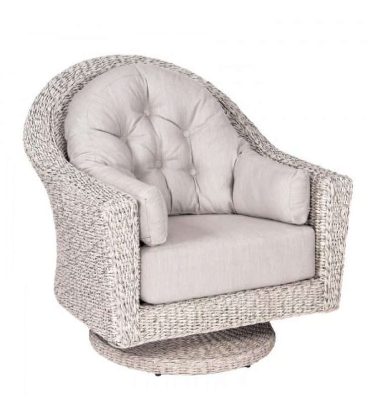 isabella swivel lounge chair