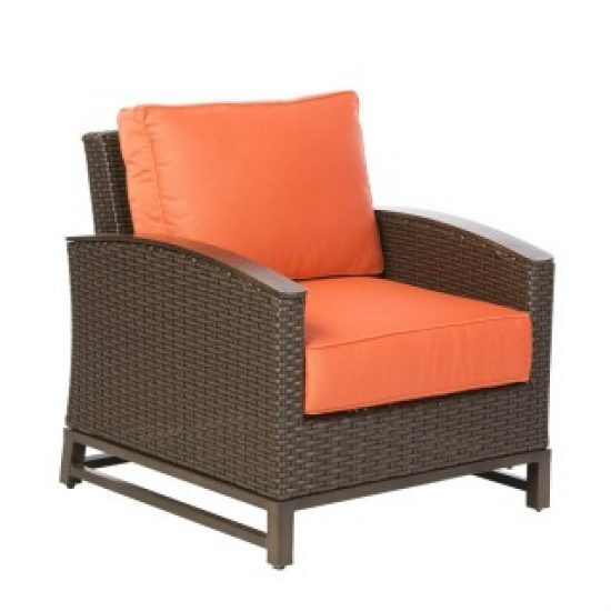 LA LIMA DEEP SEATING LOUNGE CHAIR