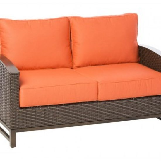 LA LIMA DEEP SEATING LOVE SEAT