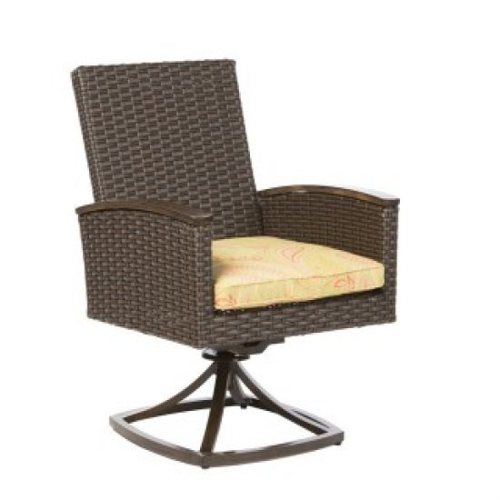 LA LIMA DINING SWIVEL ROCKER