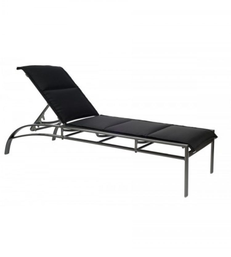 metropolis adjustable chaise lounge stacking