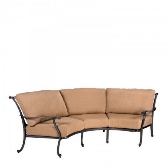 New Orleans Crescent Sofa