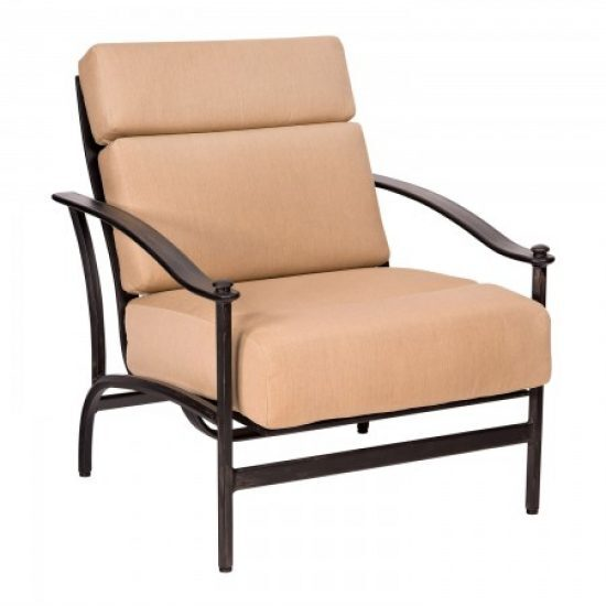 Nob Hill Internal Rocking Lounge Chair