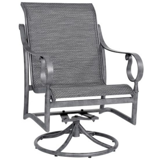 Ridgecrest Sling Swivel Rocker