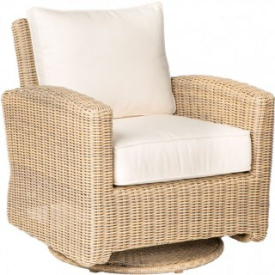 SORRENTO DEEP SEATING SWIVEL GLIDER LOUNGE CHAIR