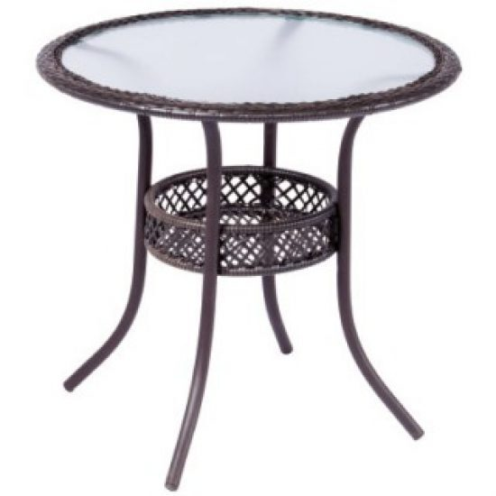 "TUTTO 30"" ROUND BISTRO TABLE"