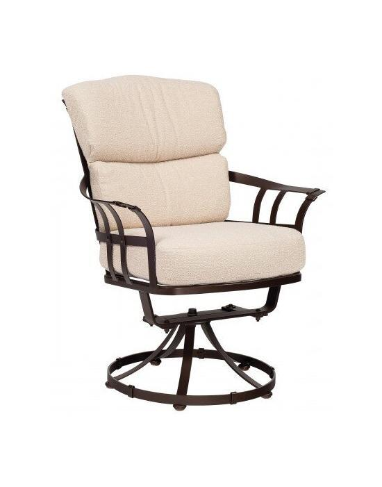 Atlas Swivel Dining Arm Chair