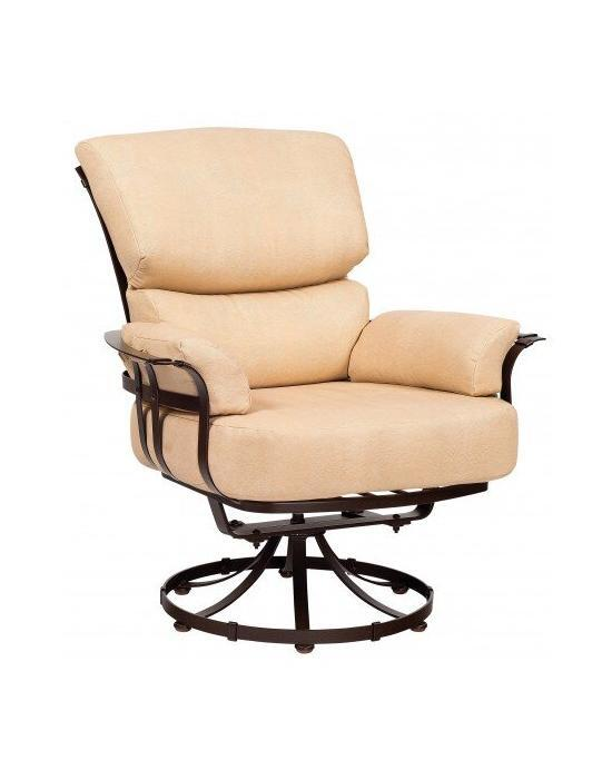 Atlas Swivel Lounge Chair