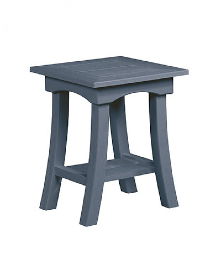 bay breeze coastal 19 end table