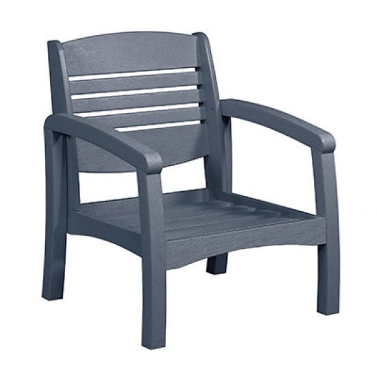Bay Breeze Coastal Arm Chair Frame
