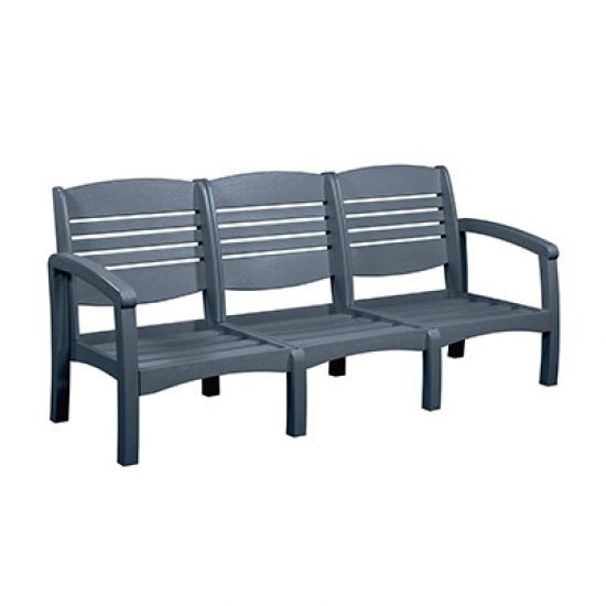 Bay Breeze Coastal Sofa Frame