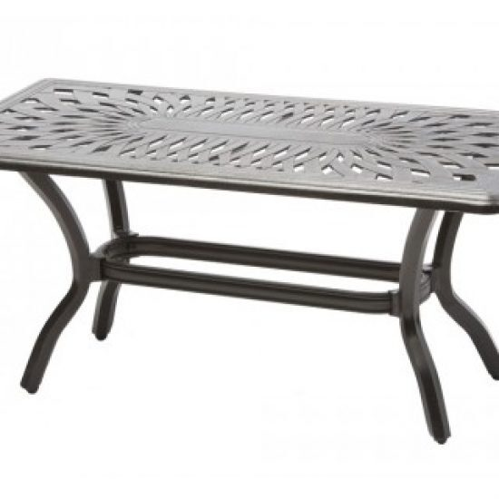 "BAY LEAF 42"" RECT. COFFEE TABLE"