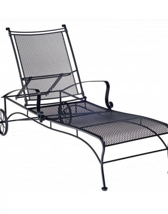 Bradford Adjustable Chaise Lounge