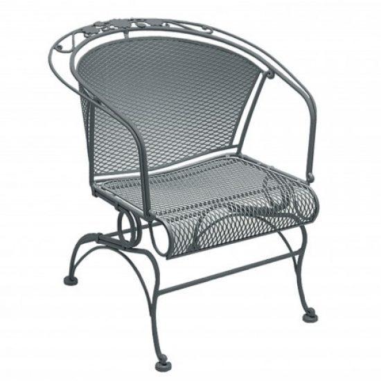 Briarwood Coil Spring Barrel Chair