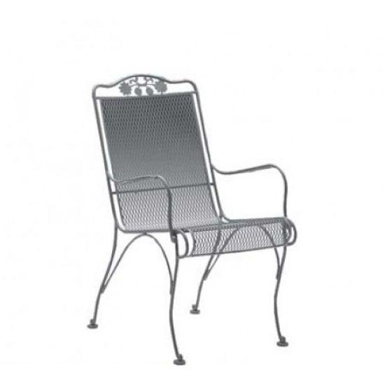 Briarwood High-Back Dining Arm Chair