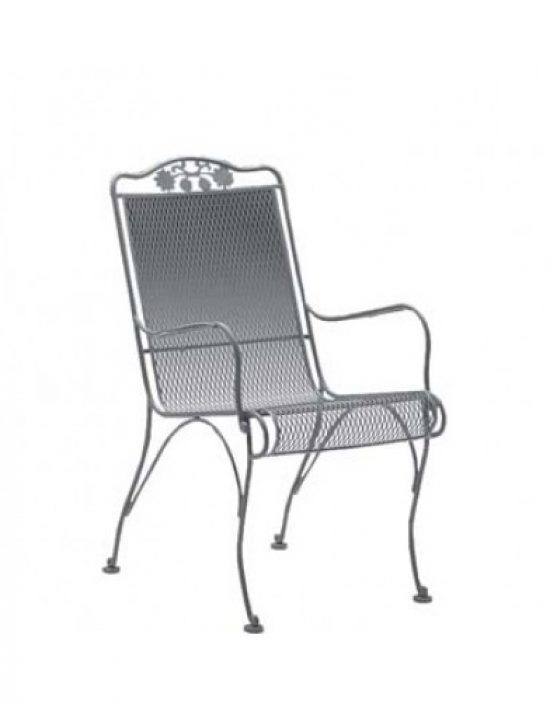 Briarwood High-Back Dining Arm Chair
