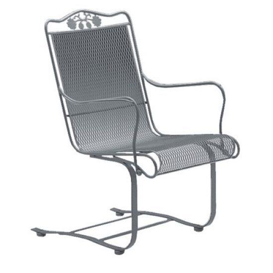 Briarwood High-Back Spring Base Chair