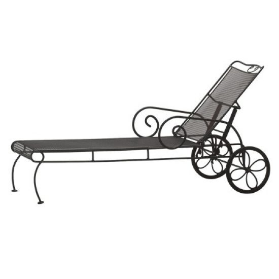 Cantebury Adjustable Chaise Lounge