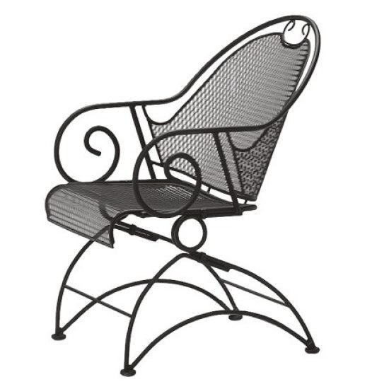 Cantebury Coil Spring Barrel Chair
