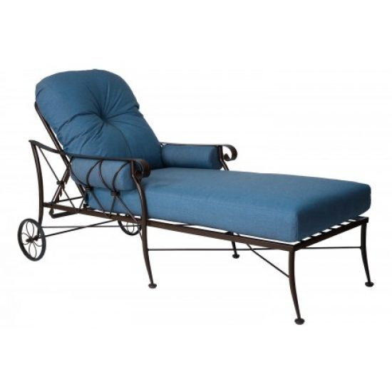 Derby Adjustable Chaise Lounge