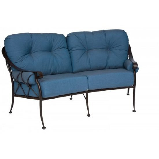Derby Crescent Loveseat