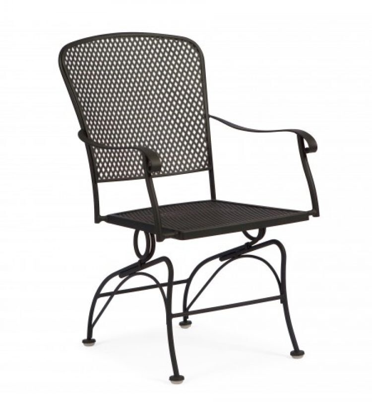 fullerton coil spring dining chair