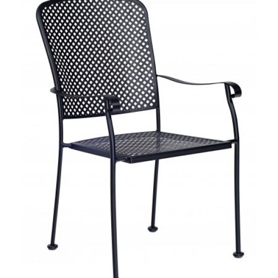 Fullerton Dining Arm Chair - Stackable