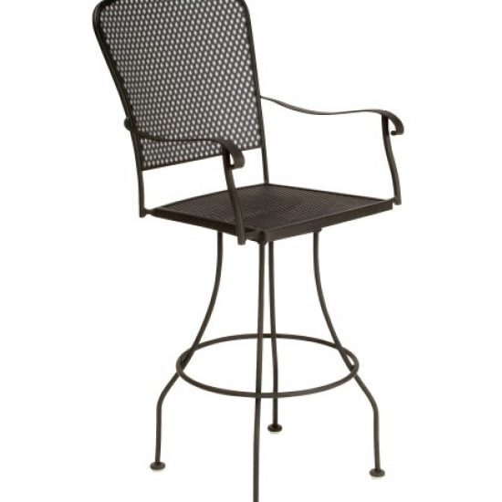 Fullerton Swivel Bar Stool